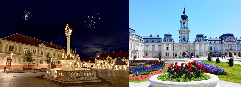 Keszthely a Balaton fővárosa. Történelem, szórakozás, romatika!